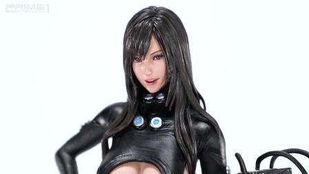 Prime1Studio 杀戮都市Reika黑色版雕像