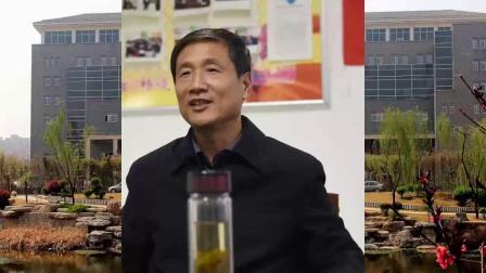 枣庄市委组织部副部长、老干部局局长丁新胜同志来滕看望全国离退休先进个人任守景同志