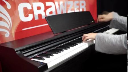 电钢琴演奏《紫色激情》(Purple Passion)