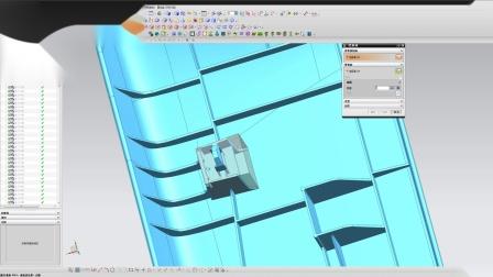 UG斜顶设计  15年工作经验的模具设计大师一招教你学会UG画图006
