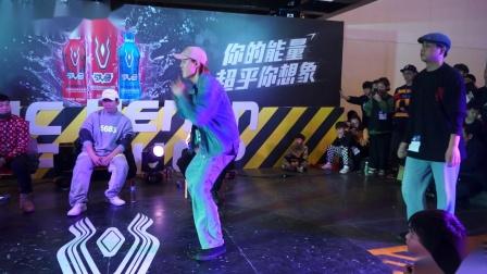 马甲 vs 青春(w)-半决赛-locking-China Old School 2019