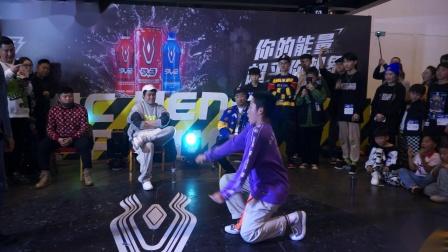 黄格垚 vs 马甲(w)-16进8-locking-China Old School 2019