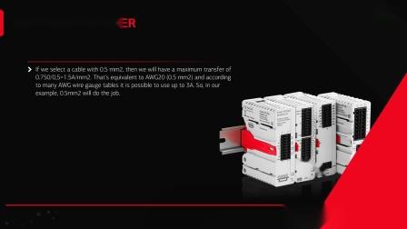 KVASER DIN Rail SE400S: 连接电源(第六部分)