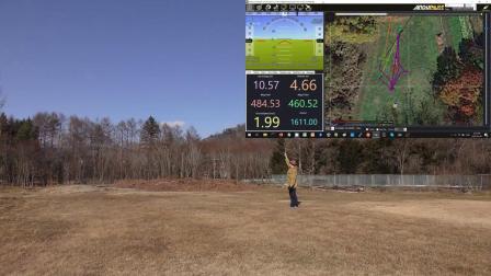ArduPilot使用全向激光雷达进行自主避开障碍物测试