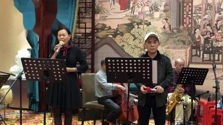 《沈园题壁两断肠》李天天、陈彩凤演唱【小剑辉】制作20200110(东莞)