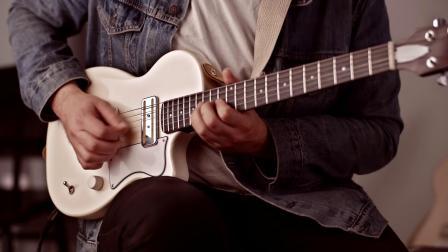 【SooMusic】The Harmony Juno Demo电吉他旅行琴评测