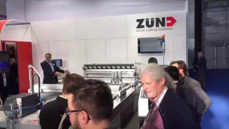 迅特ZUND切割机,切割复合材料,功能那是相当的牛逼