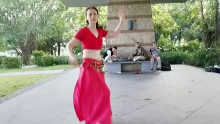 兰兰肚皮舞<美丽心情>