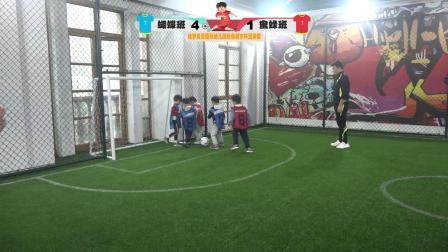 04-蝴蝶班6-2蜜蜂班-集锦-哈罗贝贝国际幼儿园新春贺岁杯足球赛