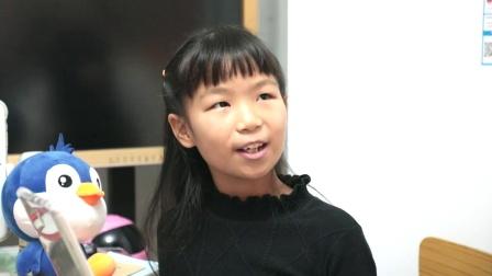 iEnglish 365天英语阅读高级营让对英语不自信的孟欣小朋友逆袭