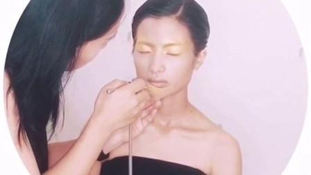 北京影视化妆培训-化妆学校学费是多少时尚创意造型剧组化妆培训学校-中视影人
