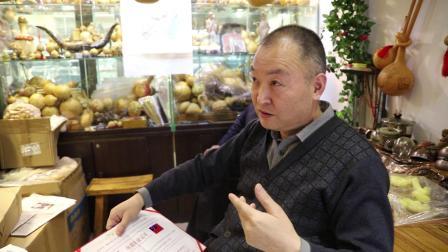 甘肃省国家一级美术大师江永前老师采访视频