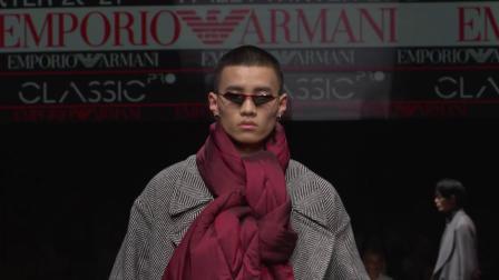 Emporio Armani 2020秋冬系列男装秀