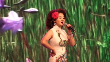 玉海摄《路边的野花不要采》主唱:吕雅芬.邓丽君经典金曲演唱会