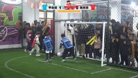 09-甲虫班1-1蜜蜂班-全场-哈罗贝贝国际幼儿园新春贺岁杯足球赛