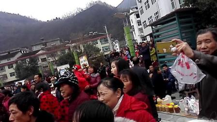 郧西县店子镇旅游年货节