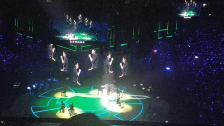 李健上海演唱会