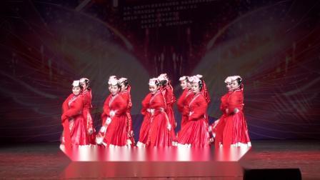 玉海摄:舞蹈《心声》霞光群艺艺术团.老朋友2020新春嘉年华