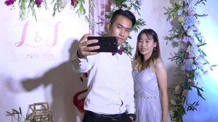 林滨记&孙燕珠新婚庆典2019年11月14日