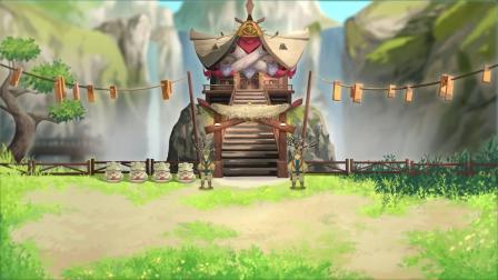 【游民星空】饭制《塞尔达传说:荒野之息》吉卜力风预告