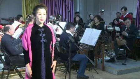 《智取威虎山》小常宝 刘小玉 司鼓 胡国华 操琴 刘素文 文昌民乐团伴奏