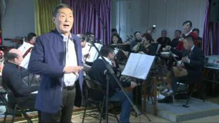 《奇袭白虎团》为人类 傅静春 司鼓 胡国华 操琴 刘素文 文昌民乐团伴奏