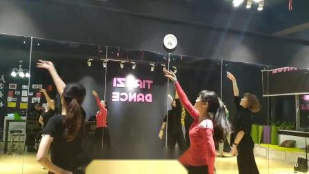 【TZ DANCE】天资舞蹈---古典舞小女子不才