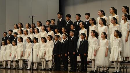 浙江少儿广播合唱团《江雪》