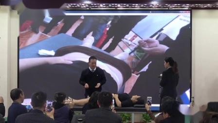 中医针灸视频,冯际良膝关节病症治疗