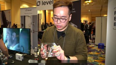 Level Lock 智能门锁动手玩 | Engadget 中国版