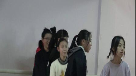 花之雨舞蹈培训学校教学演示课《中国舞》