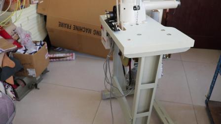 台湾天王星TK-6E缝纫机安装下集