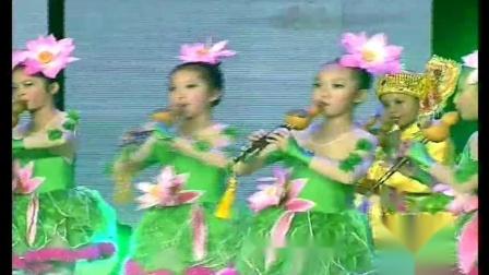 第九届魅力校园全国少儿舞蹈比赛舞蹈表演全系列之 荷墉月色