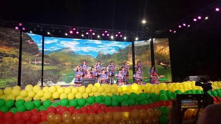 广西北流市民乐一中2020年春晚节目《瑶山彩云飞》