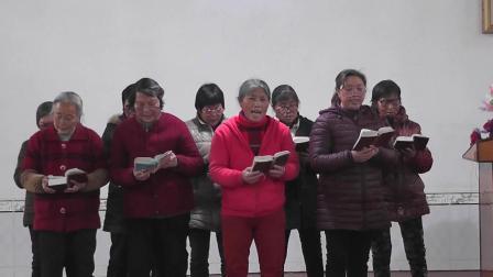 新余市姚圩镇基督教庆祝2019年圣诞节活动全程