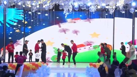 """2020红缨·乐蓓国际幼儿园迎新年会""""不忘初心,逐梦前行!"""""""