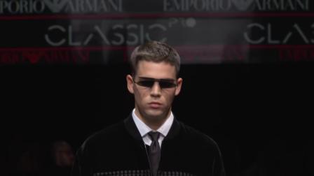 Emporio Armani Men's Fall Winter 2020-2021 Fashion Show