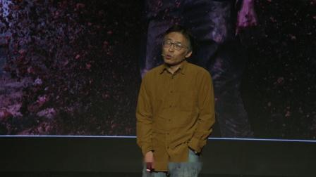孙旻焱:看到这两张照片,我的心情略微好了一点,因为我发现在北京好像所有人都不开心