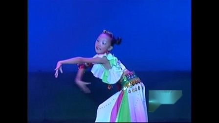 第五届华北五省幼儿舞蹈比赛舞蹈表演全系列之 傣之林