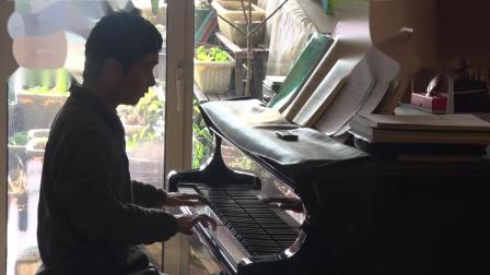 沈文裕演奏莫扎特小步舞曲 KV5 6岁作品