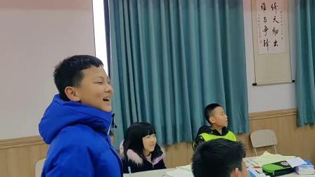 奇速英语冬令营:孩子们自己编者思维导图的故事,想象力丰富,情感投入呀