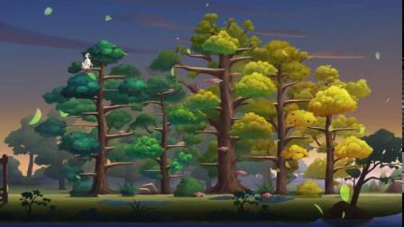 田园好风光 《猫和老鼠》全新地图森林牧场展示视频_腾讯视频