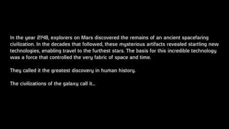 《质量效应》神秘视频