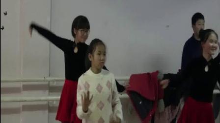 花之雨舞蹈培训学校教学演示课《拉丁舞》