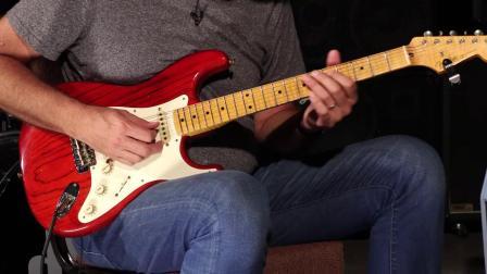 Fender Masterbuilt Jason Smith 56 Strat