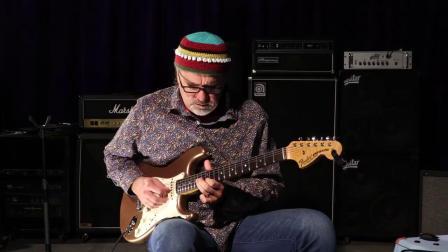Fender Masterbuilt Jason Smith1969 Strat