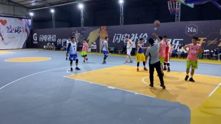 20200115篮球比赛第三节