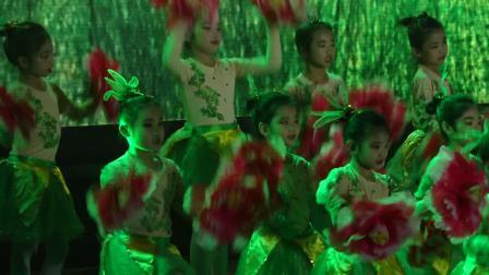 20《花儿朵朵开》3级(1)班 -2020年朵朵武道中心文艺汇演
