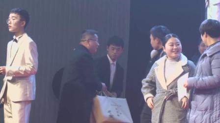 27-颁奖-最美锦堂人-2020锦堂职高师生迎新会汇演