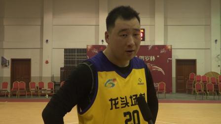 02-龙头场村61-53东渡村-龙山镇喜尔美贺岁杯篮球邀请赛